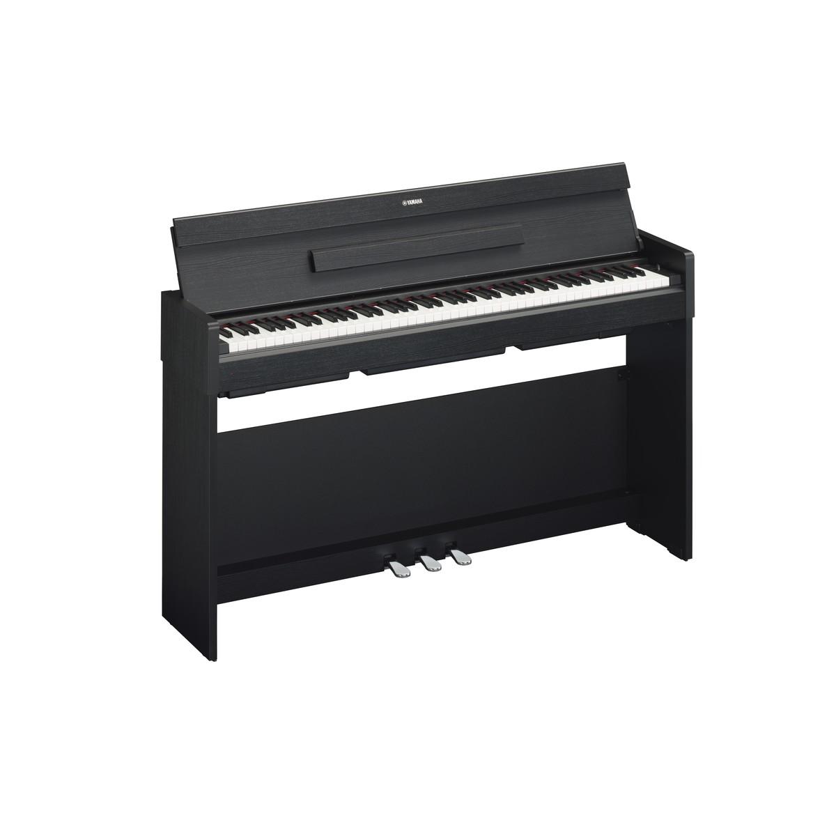 yamaha ydp s34 digital piano package black walnut at gear4music. Black Bedroom Furniture Sets. Home Design Ideas