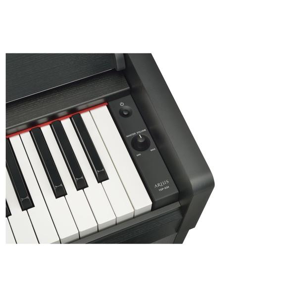 Yamaha YDP S34 Digital Piano, Black