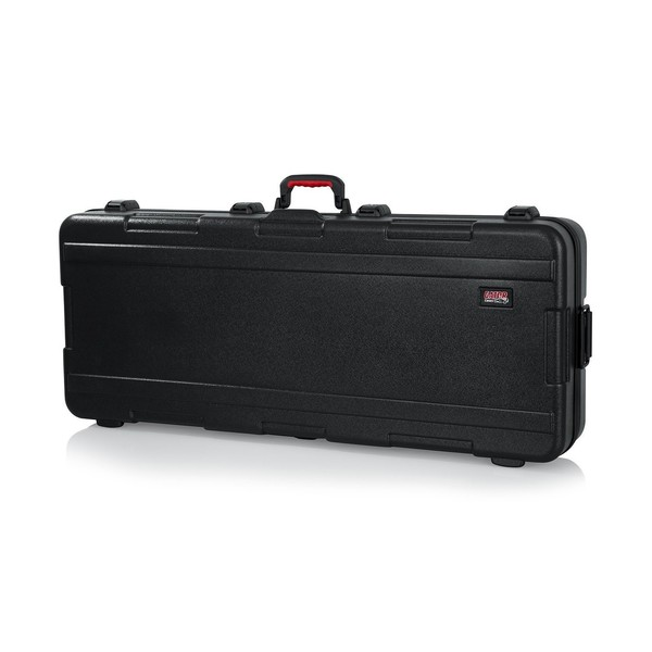 Gator GTSA-KEY61 ATA TSA  Note Keyboard Case, 50 x 22 x 9 Inch