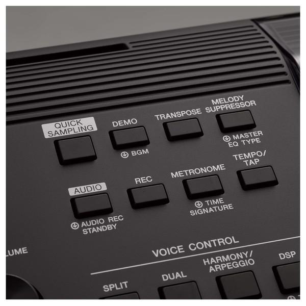 Yamaha PSR EW410 - Features