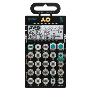 Teenage Engineering PO-35 Speak - Main