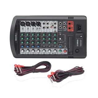 Yamaha Stagepas 600BT Mixer with Speaker Cables