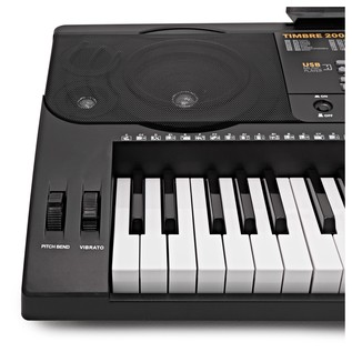 MK-7000 Keyboard with USB by Gear4music - Complete Pack
