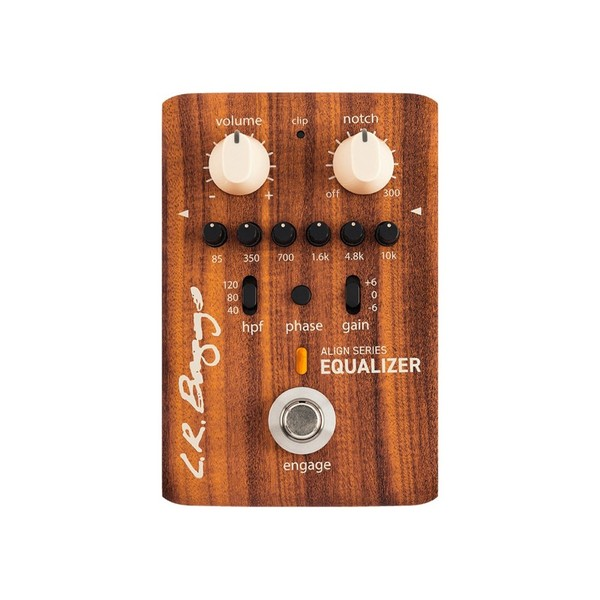 L.R. Baggs Align Series Equalizer Pedal