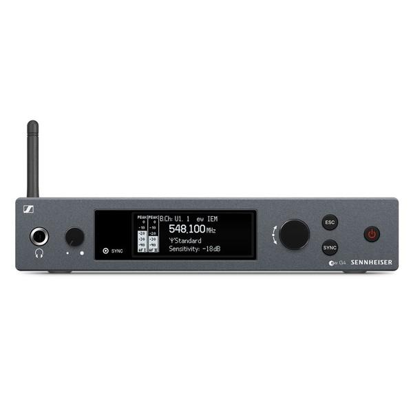 Sennheiser SR IEM G4 Stereo Transmitter, Ch38 1