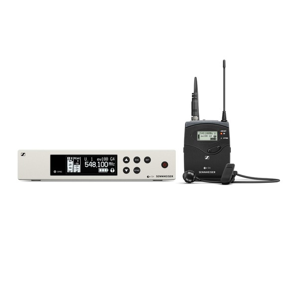 Sennheiser EW 100 G4 Wireless Microphone System with ME4, Ch38