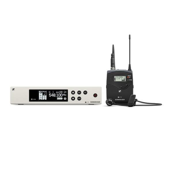 Sennheiser EW 100 G4 Wireless Microphone System with ME4, Ch70