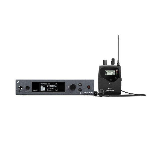 Sennheiser EW IEM G4 Wireless In-Ear Monitor System, Ch38 1