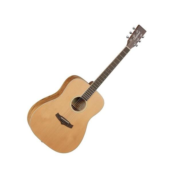 Tanglewood Winterleaf Dreadnought Acoustic, Natural Cedar