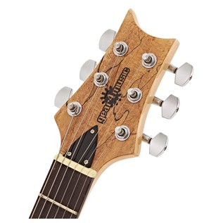 Pasadena Electric Guitar by Gear4music + Complete Pack, Spalted Maple