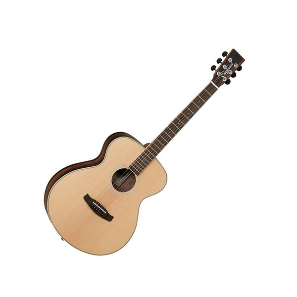 Tanglewood Discovery Exotic Folk Acoustic, Natural Spruce
