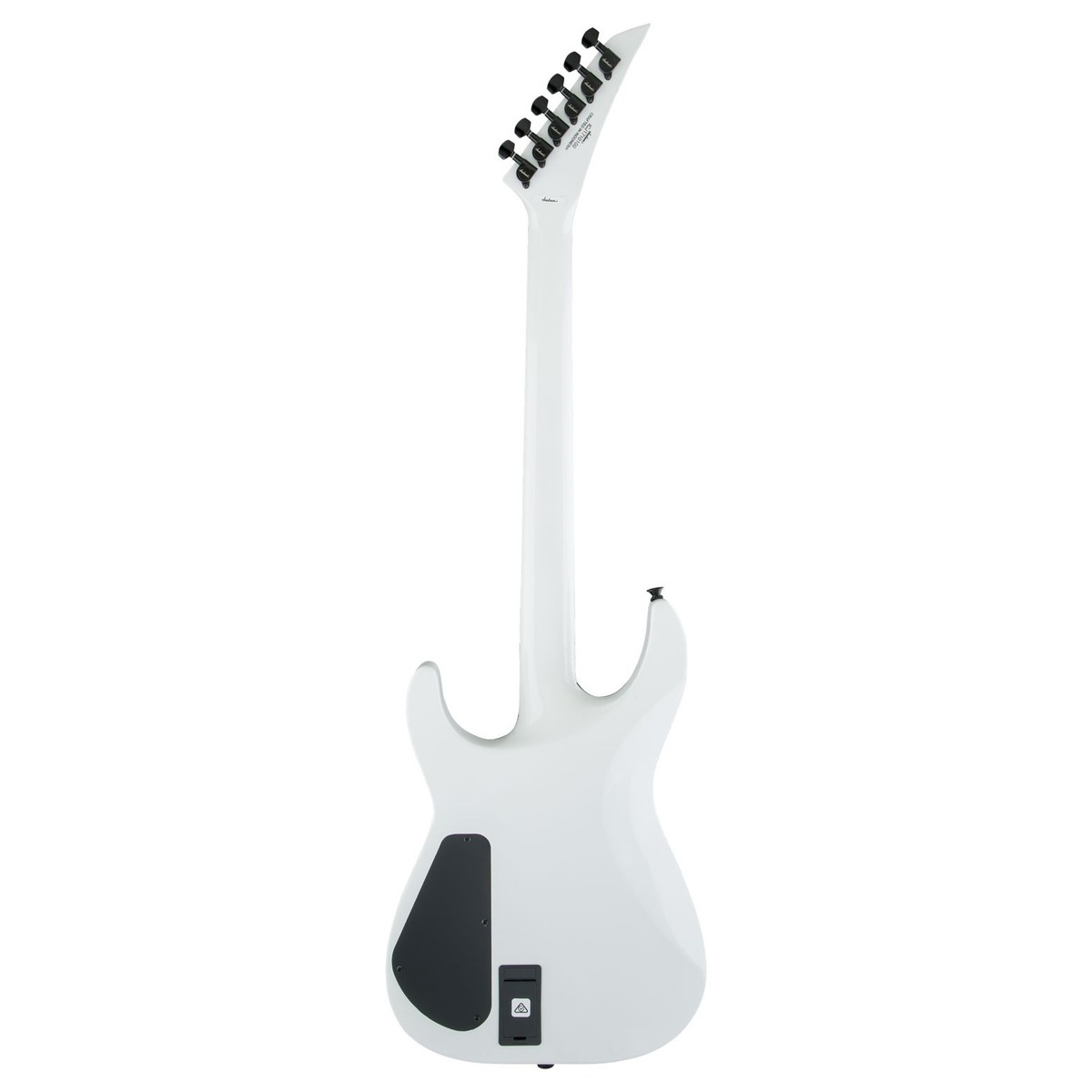Jackson Professional Guitar Wiring Schematics Diagrams Pickup Diagram Pro Mick Thomson Sl2 Soloist Arctic White At Gear4music Rh Com Pick Up For One