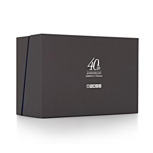 Boss 40th Anniversary Pedal Box Set