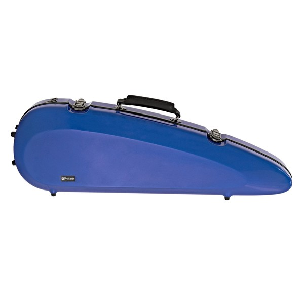 Sinfonica Rocket 4/4 Violin Case, Blue