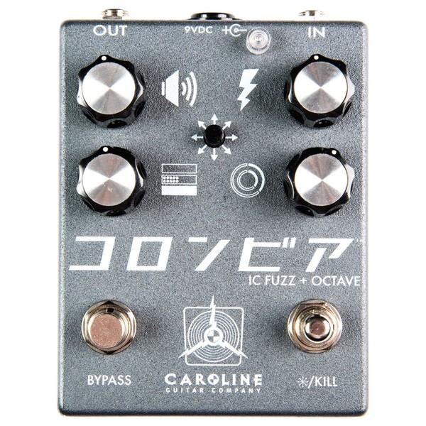Caroline Guitar Company Olympia Shigeharu Fuzz + Octave Pedal