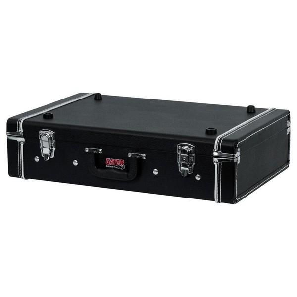 Gator GW-GIGBOXJR Pedal Board/Guitar Stand Case, 23 x 17 x 7 Inches