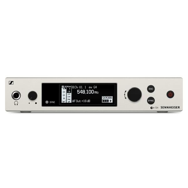 Sennheiser EM 300-500 G4 True Diversity Receiver, Ch38 - Main