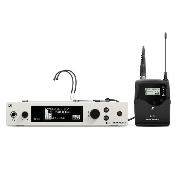 Sennheiser EW 300 G4 Wireless Headset Microphone System, Ch38 - Main
