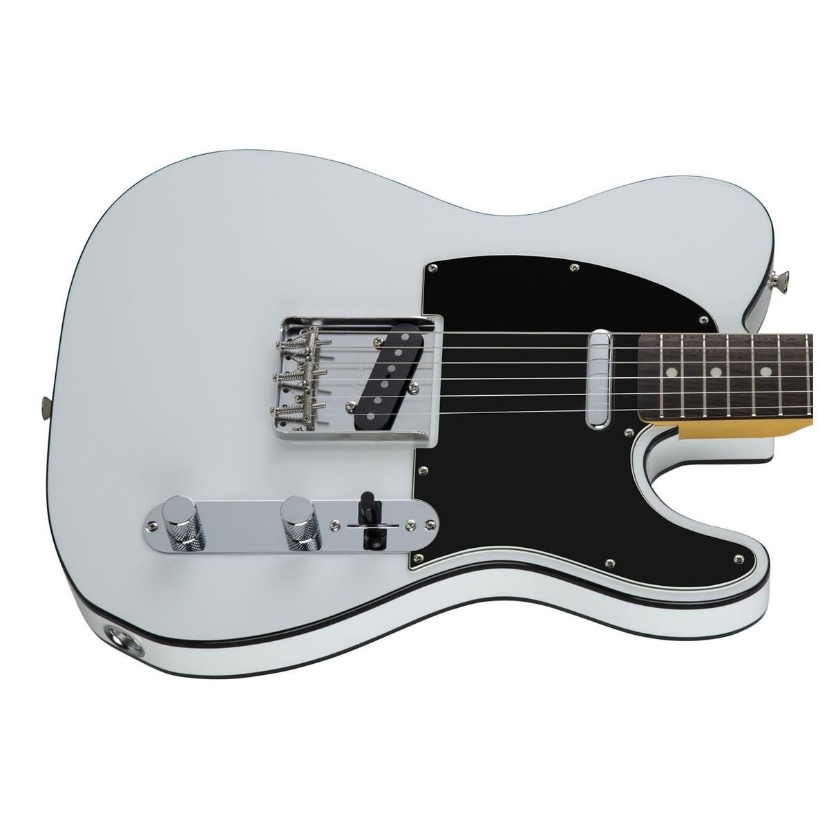 Fender FSR MIJ Traditional \'60s Telecaster Custom RW, Arctic White ...