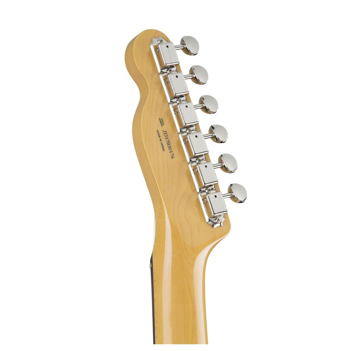 Disc Fender Fsr Mij Traditional 60s Telecaster Custom Arctic White Style Wiring Solution For A 2 Humbucker Tele Loading Zoom