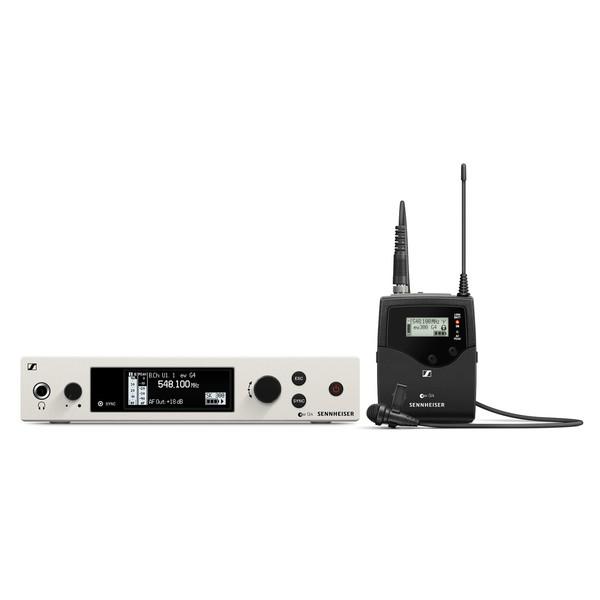 Sennheiser EW 300 G4 Wireless Microphone System with ME2, Ch38 - Main
