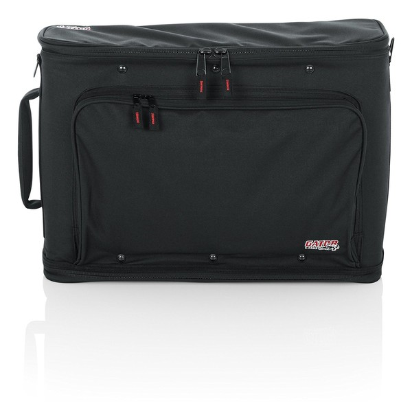 Gator GR-RACKBAG-2U Lightweight Rack Bag, 15 x 21 x 8 Inches