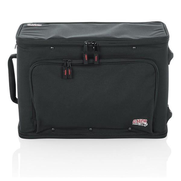 Gator GR-RACKBAG-3UW Bag With Tow Handle & Wheels