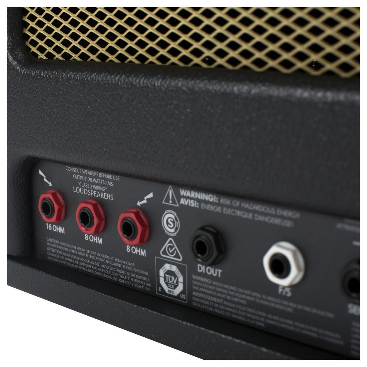 Marshall Ori20h Origin 20w Tete D Ampli A Lampe Gear4music