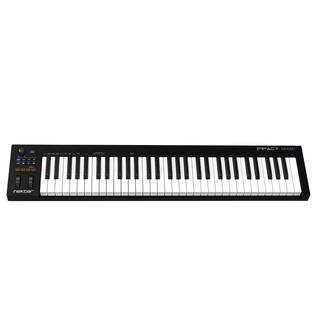 Nektar Impact GX61 Controller Keyboard - Top View