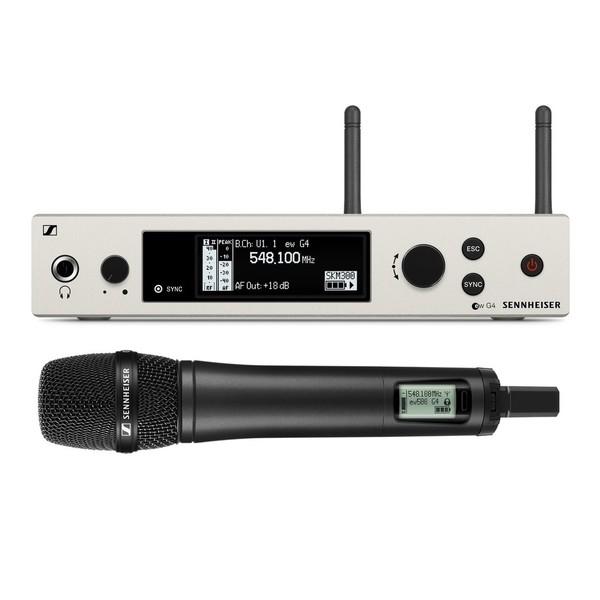 Sennheiser EW 500 G4 Wireless Microphone System with 945, Ch38 - Full System