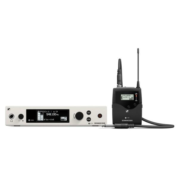 Sennheiser EW 500 G4 Wireless Instrument System with Ci1, Ch38 - Full