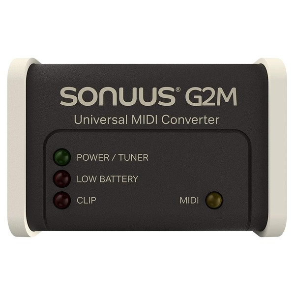 Sonuus G2M Guitar to MIDI Converter - Angled