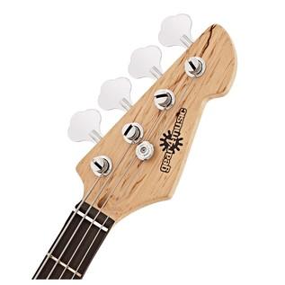 LA Bass Guitar + 35W Amp Pack, Natural