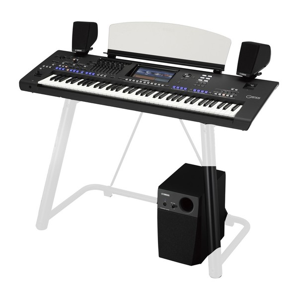 Yamaha Genos XL Bundle