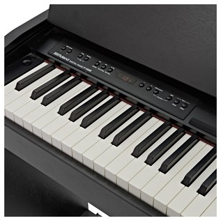 Roland F140R Digital Piano, Contemporary Black