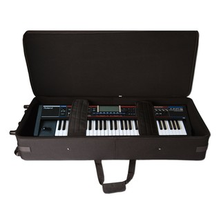Gator Rigid EPS Foam Lightweight Case For Slim 61-Note Keyboards