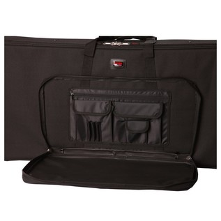 Gator GK-76-SLIM Keyboard Case, Storage Compartment