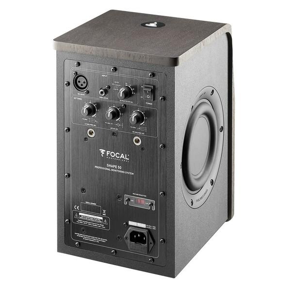 Focal Shape 50 5-Inch Active Studio Monitor - Rear