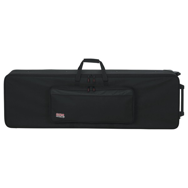Gator Rigid EPS Foam Lightweight 88-Note Keyboard Case - Front