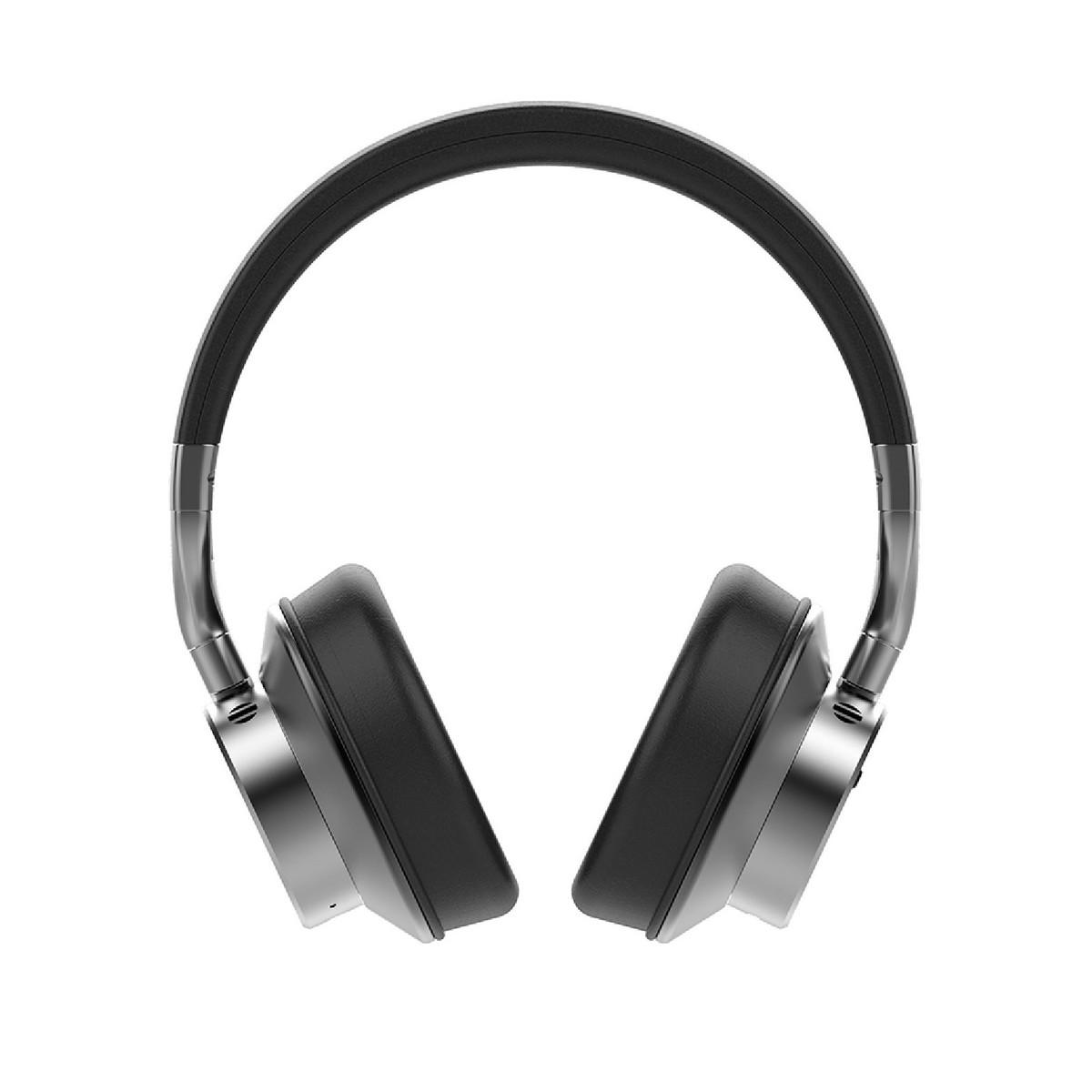 73e1dbf036a Damson Headspace Wireless Headphones, Graphite Grey - Main. Loading zoom