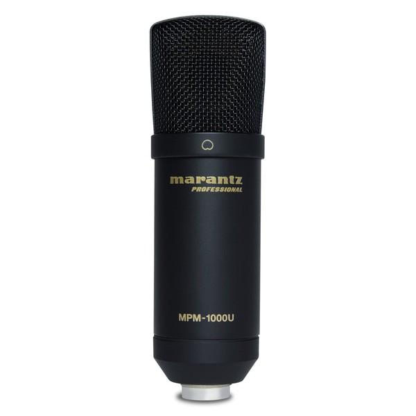 Marantz MPM1000U USB Condenser Microphone - Main