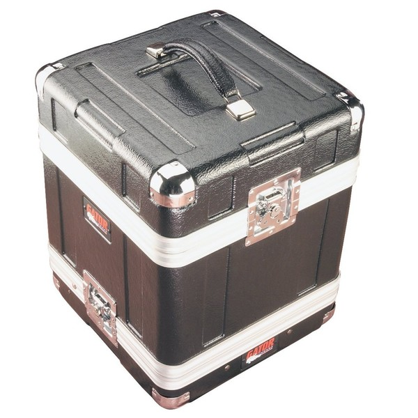 Gator GM-4WR ATA Moulded Case For 4 Wireless Mic Systems