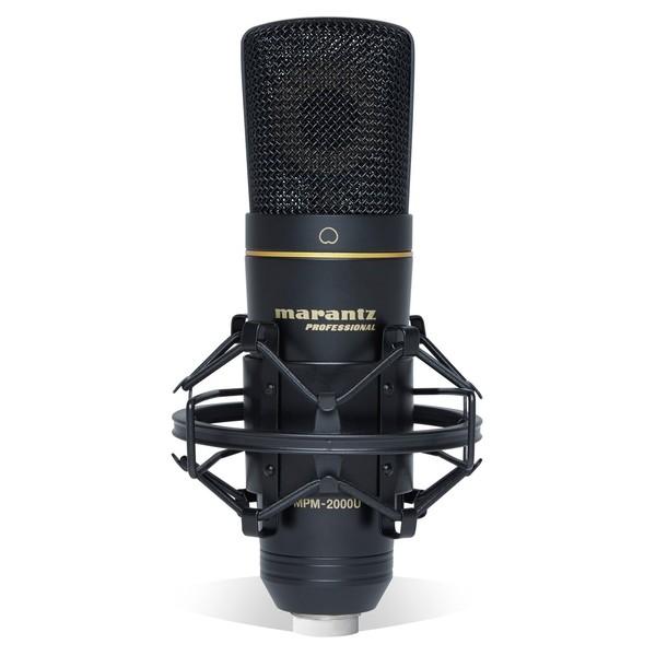 Marantz MPM2000U USB Condenser Microphone - Front