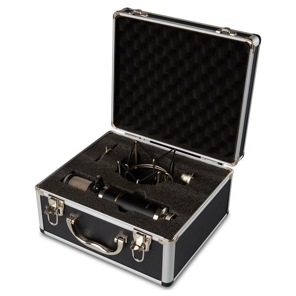 Marantz Condenser Microphone - Case Open