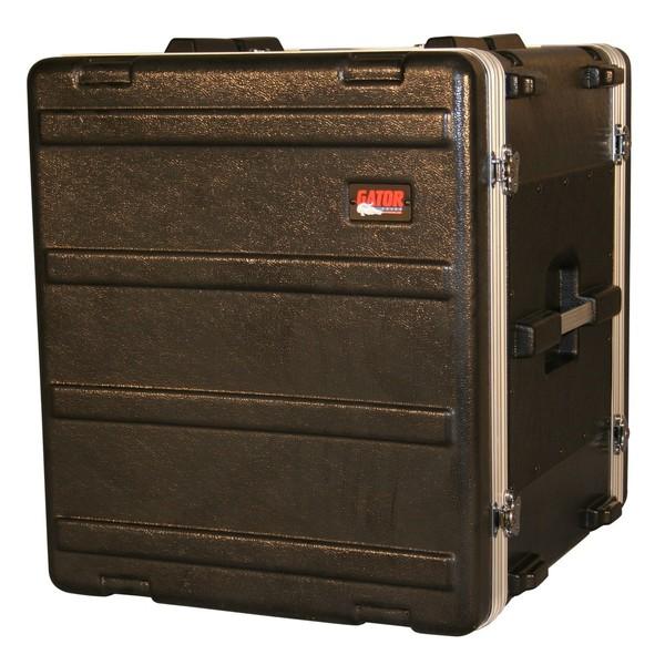 Gator GR-12L Lockable Moulded Rack Case, 12U, 19.25'' Depth 1