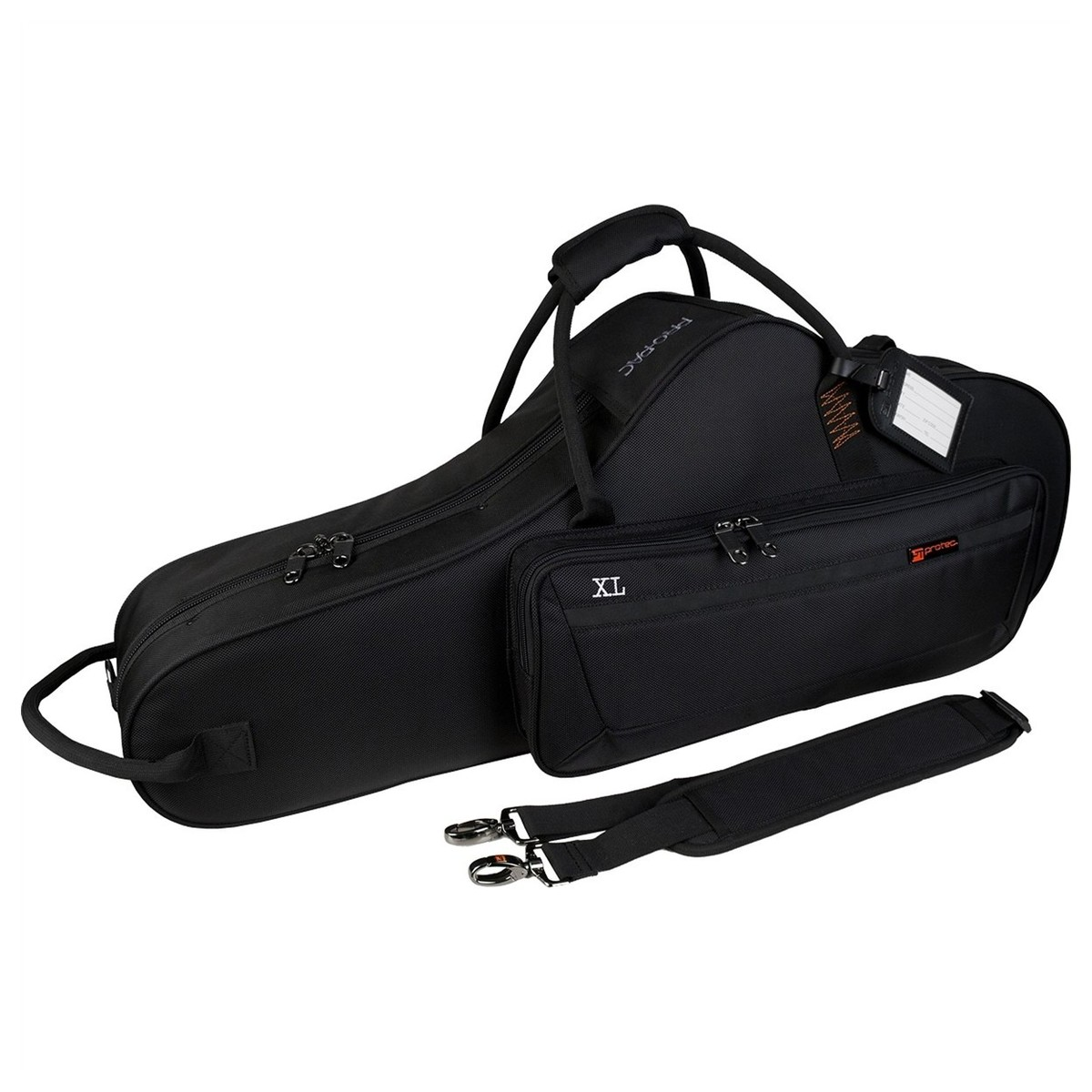 protec pb305ctxl pro pac contoured tenor sax case xl bell at gear4music. Black Bedroom Furniture Sets. Home Design Ideas
