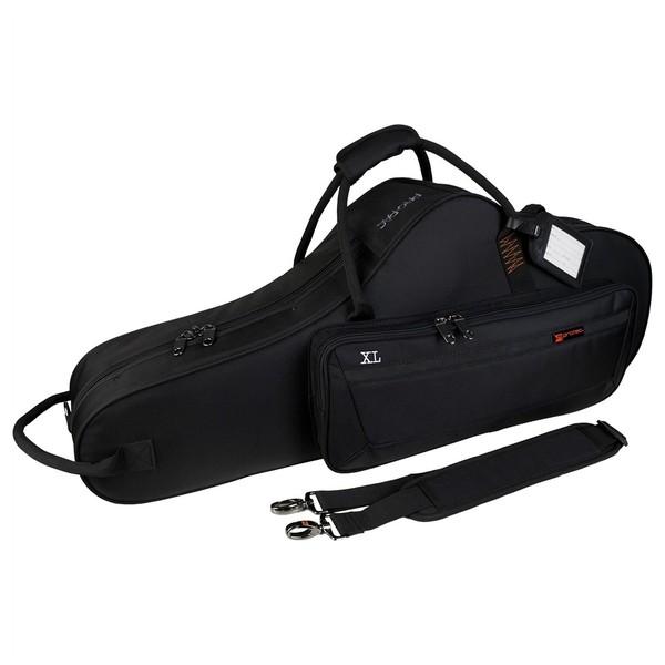 Protec Pro Pac Contoured Tenor Sax Case, XL Bell