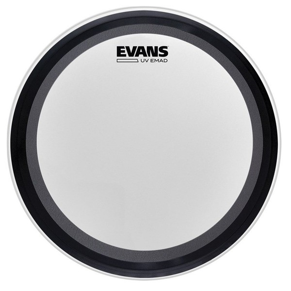 Evans EMAD UV 22'' Coated Bass Drum Head