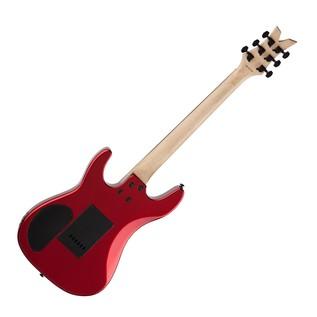 Dean Vendetta XM Tremolo Electric Guitar, Metallic Red Back