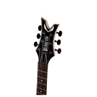 Dean Vendetta XM Tremolo Electric Guitar, Metallic Red Headstock